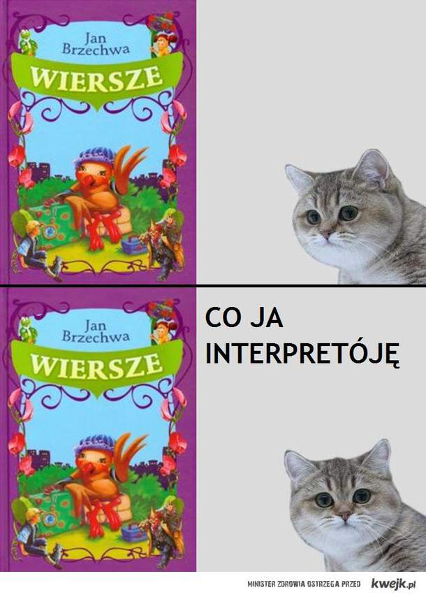 Co ja interpretóję