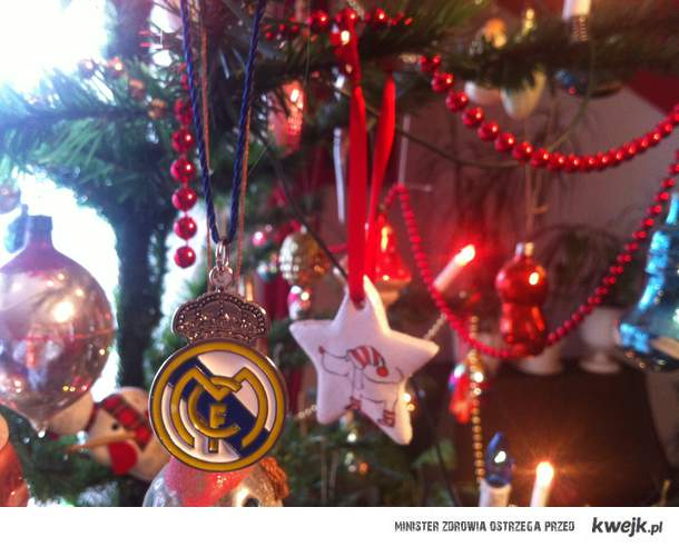 merry christmas real madrid