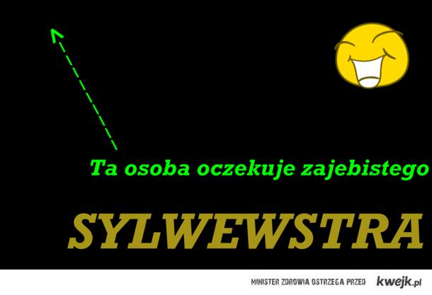 Sylwester ^^