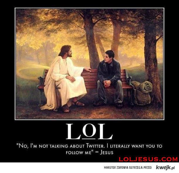 Jezus nie twittuje