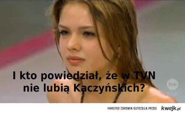Nie lubią Kaczyńskich