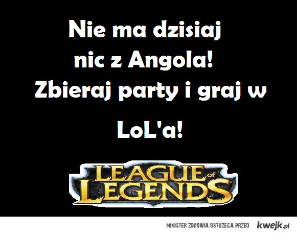 Zbieraj Party i graj w LoL'a!
