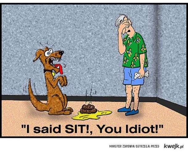 Starego psa nie nauczyszysz ^_^