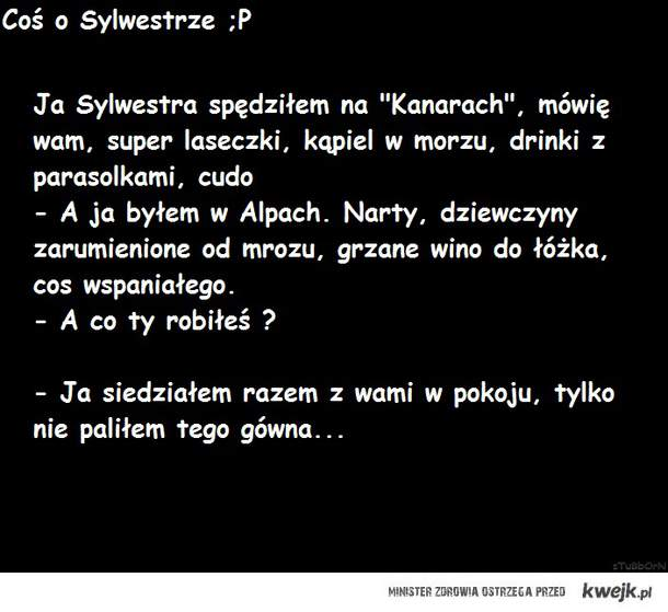 Sylwester xD