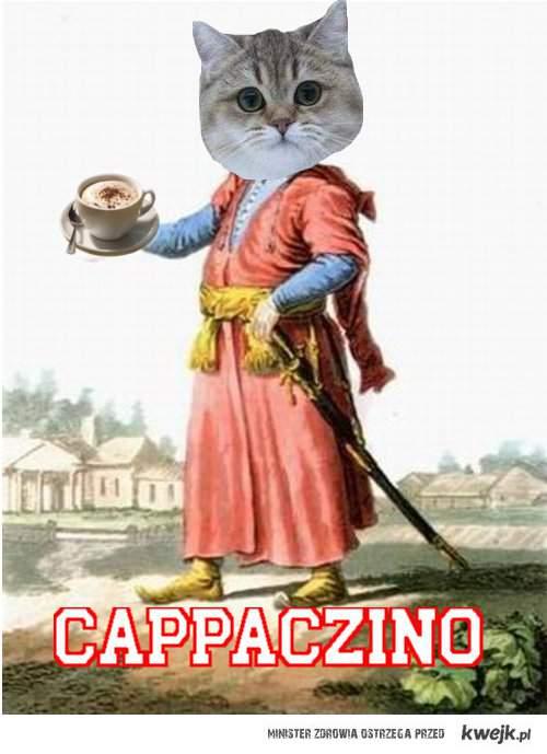 Al Paczino Del Cappaczino