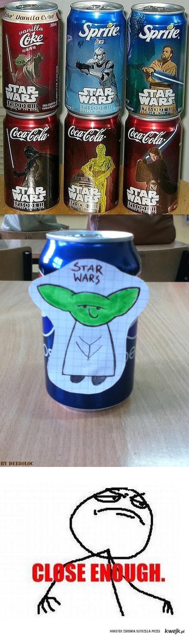Pepsi-Yoda