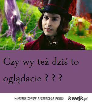 Willy Wonka <3