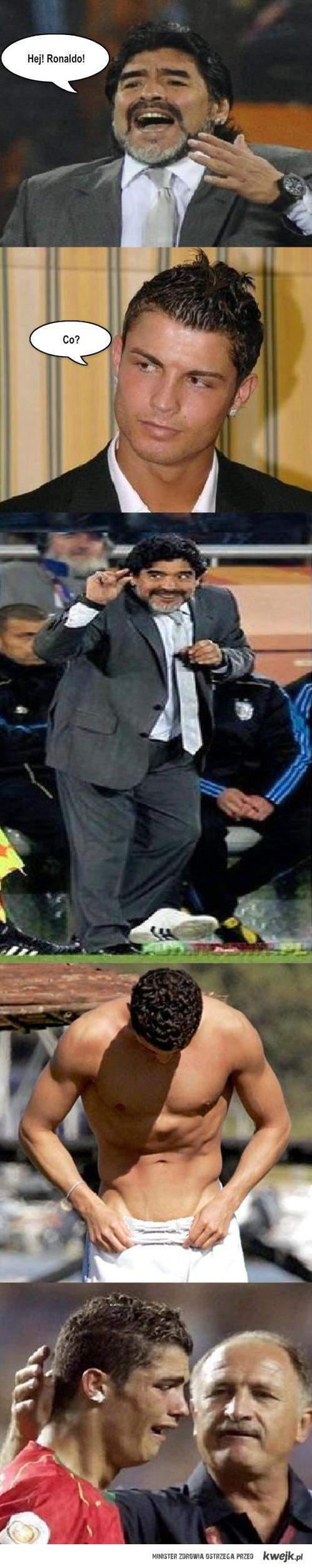 Ronaldo. ! co  ? ;D