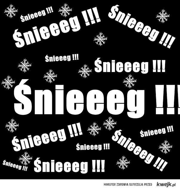 Śnieeeg