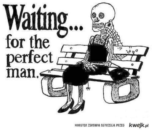 Waiting for....