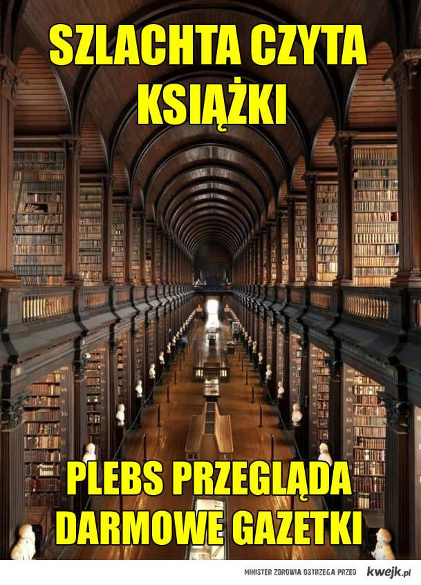 szlachta vs. plebs