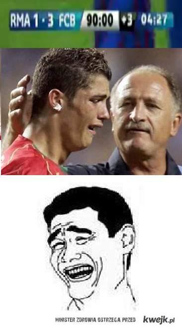 Barcelona 3:1 Real