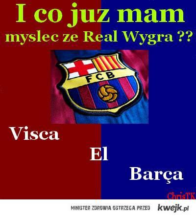 Visca El Barça !!!!!!