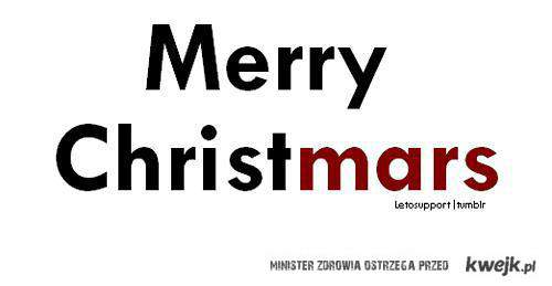 Merry ChristMARS!