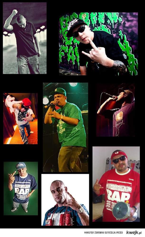 Hip - hop zmienił moje życie . . .