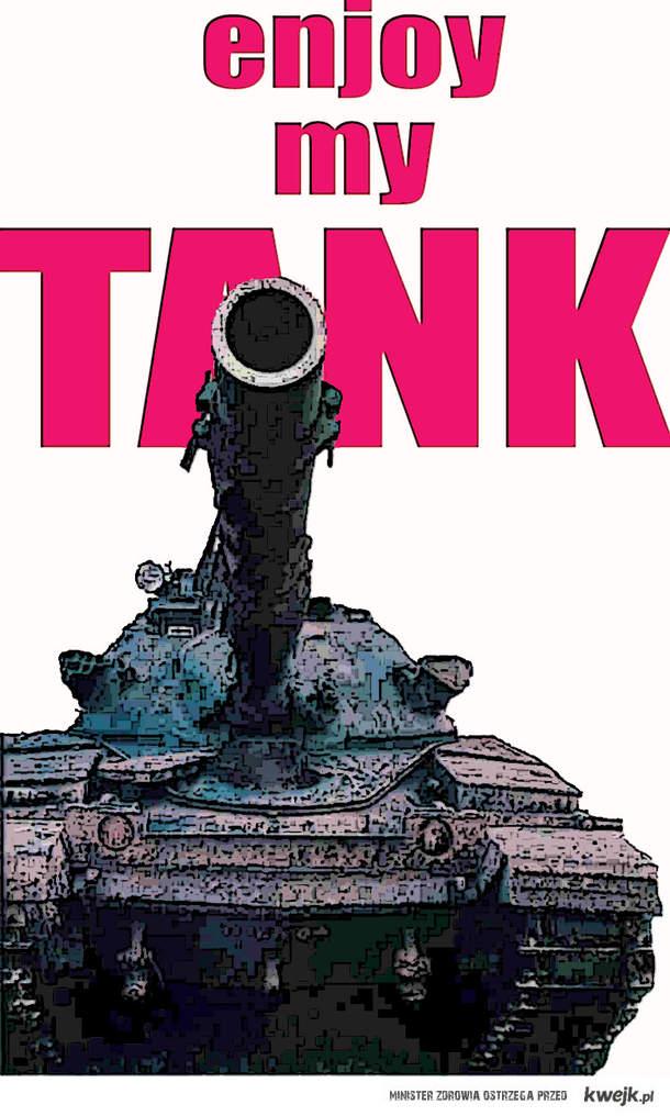 enjoy my tank