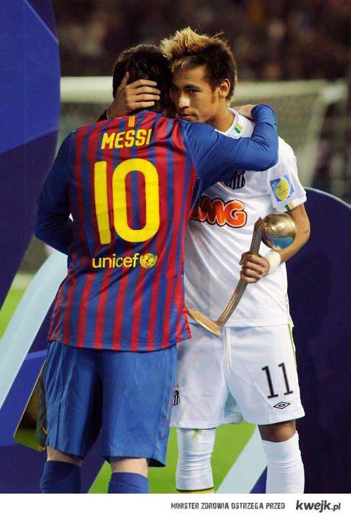 Messi&Neymar