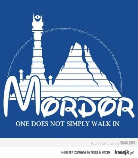 Disney Mordor