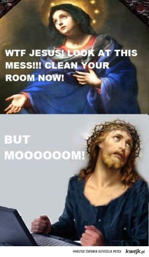 But Mooooooooom!