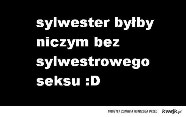 sylwester:D