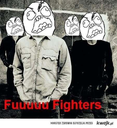 Fuuu Fighters !