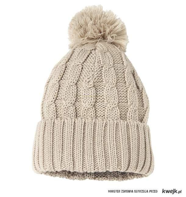 czapka.