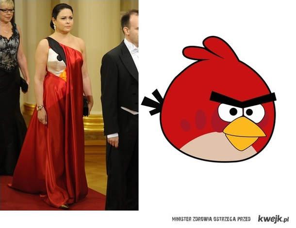 Żona twórcy Angry Birds