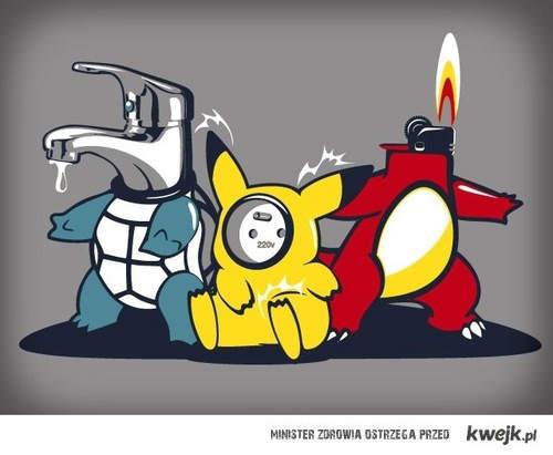 praktyczny wizerunek pokemonów