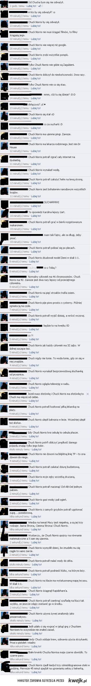 Sucharki o Chacku :D