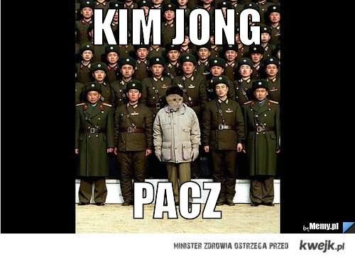 Kim Jong Pacz
