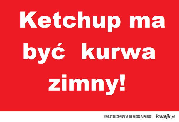zimny ketchup
