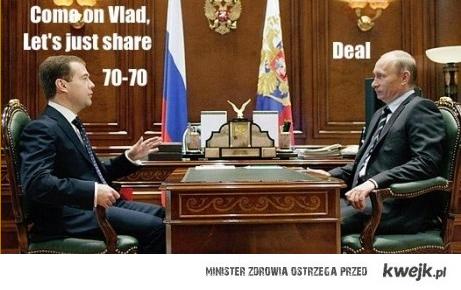 BUahahaha Głosowanie w Rosji