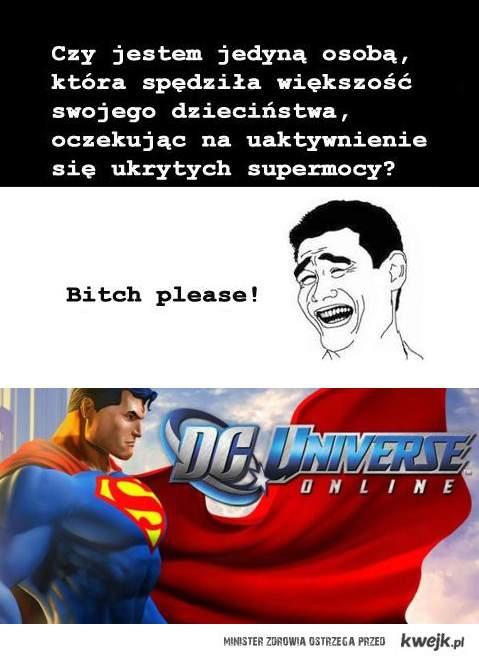DC online universe