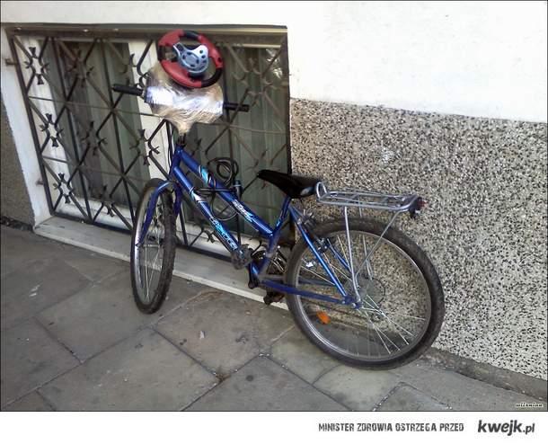Wykurwisty rower