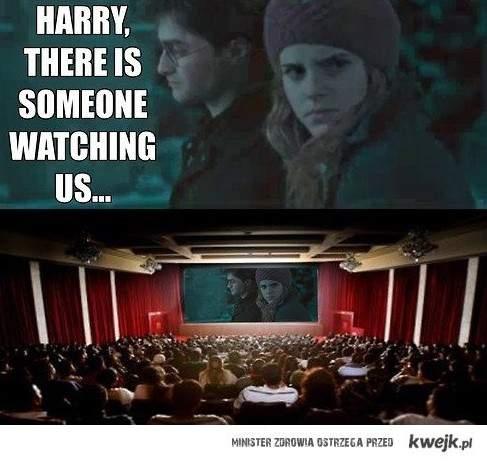 Ktoś nas obserwuje