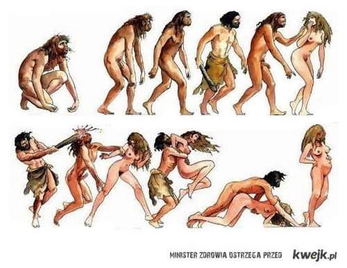 Ewolucja...?