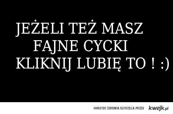 cycki ; )