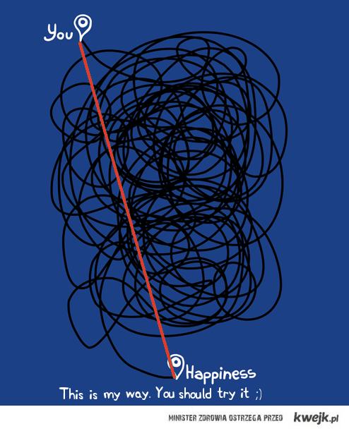 hapiness