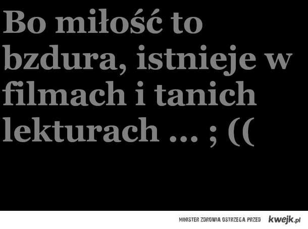 Milosc .. ;/