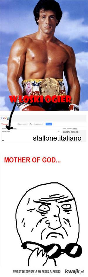 Stallon=ogier?
