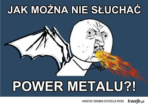 Power Metal!