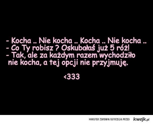 musisz mnie kochać <3