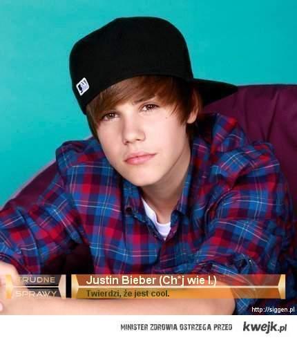 Trudne Sprawy Justina