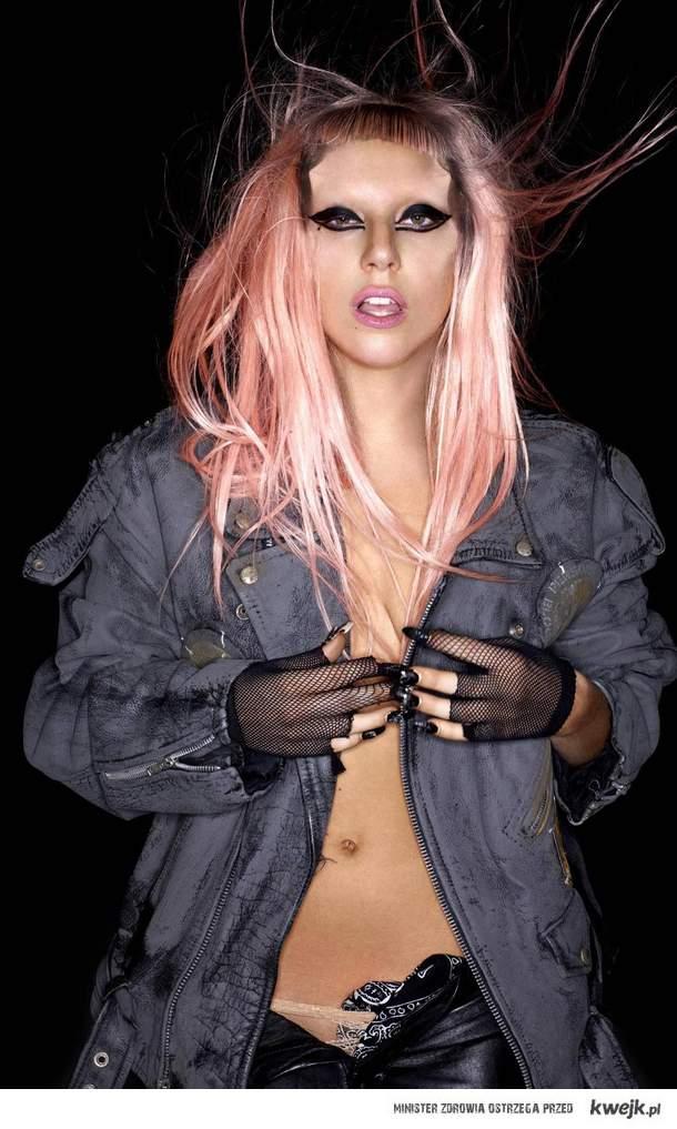Stuck On Fuckin' You Lady Gaga