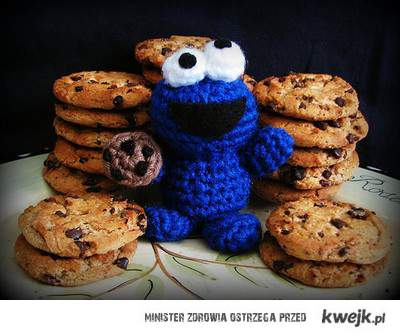 Cookie Monster <3