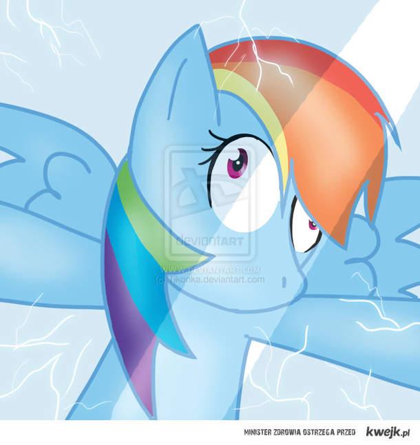 Rainbow Dash Fail