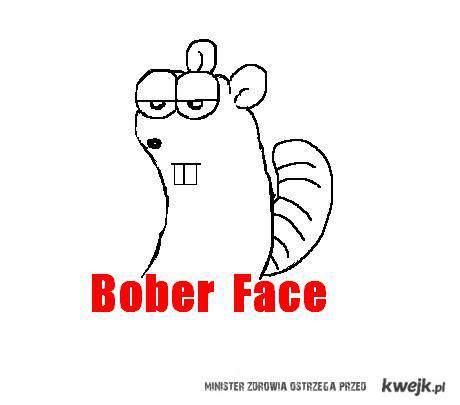 Bober Face ...