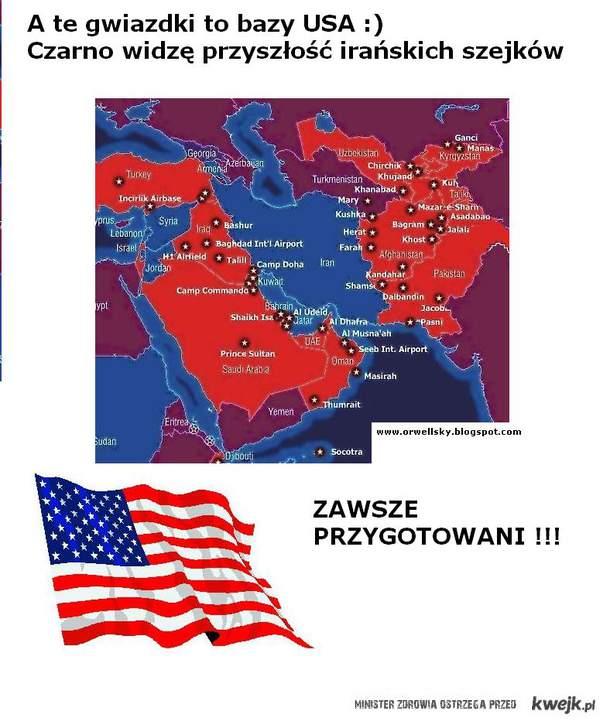 Iran tej wojny na pewno nie wygra ;)