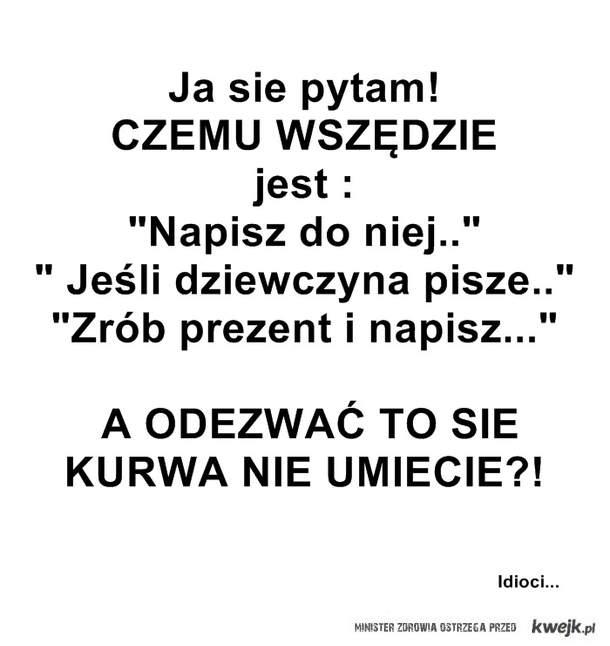 PYTAM SIE -.-