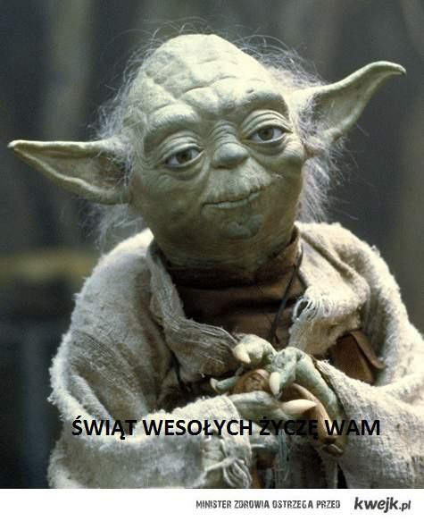 Yoda święta